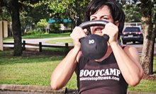 $35 for Four Weeks of Boot-Camp Classes at Miami's Top Fitness ($150 Value)