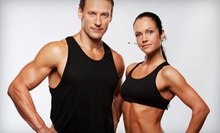 One-Month Membership with Optional Unlimited Tanning at Gold's Gym (Up to 62% Off)