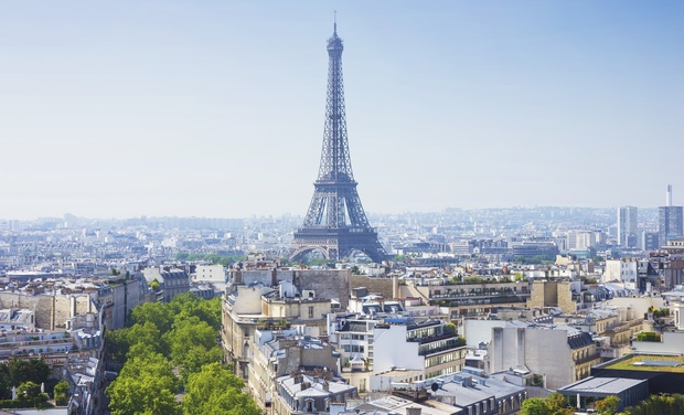 TripAlertz wants you to check out ✈ 7-Day Vacation in Paris and Barcelona with Airfare & Hotels from go-today. Price per Person Based on Double Occupancy. ✈ 7-Day Vacation in Paris and Barcelona with Airfare - Paris & Barcelona Vacation