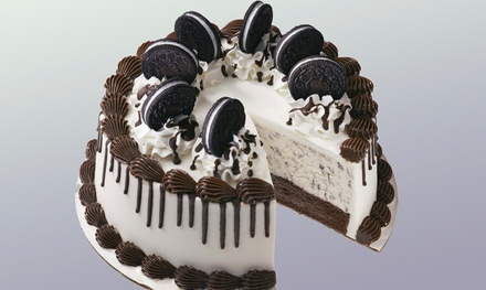 $20 for Four Groupons, Each Redeemable for $10 Worth of Ice-Cream, Cakes, and Novelties at Carvel DeWitt