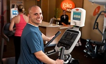 One- or Two-Month Unlimited Membership to Koko FitClub (Up to 77% Off)