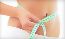 QuickSlim Red-Light Fat-Reduction Treatment for One, Three, or Six Body Areas at QuickSlim Lipo (Up to 82% Off)