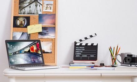 קורס אונליין ממוחשב לעריכת סרטוני וידאו עם תוכנת Windows Movie Maker ב-89 ₪ בלבד