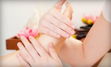 One or Two Complete Reflexology Sessions at Foot Reflexology CT (Up to 57% Off)