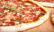 Italian Food and Drink at Johns Pizzeria & Italian Restaurant (Half Off). Two Options Available.