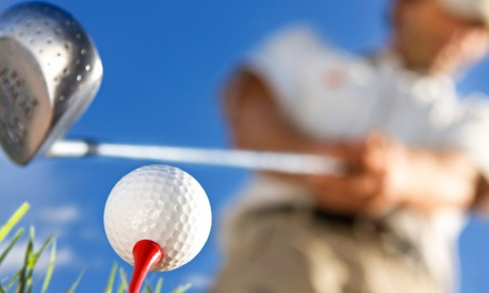 One or Two Groupons, Each Good for Six Months of Discounted Golfing from Player's Pass (60% Off)