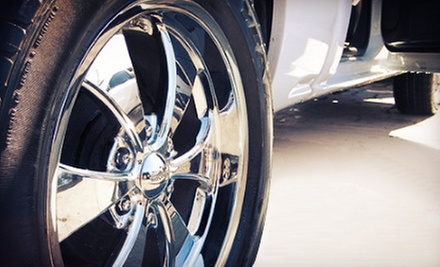 "Three, Six, or Nine ""The Works"" Full-Service Car Wash Packages at Fast-N-Clean Car Wash (Up to 67% Off)"
