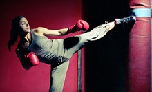 One Month or Two Weeks of Unlimited Classes at Title Boxing Club (60% Off)