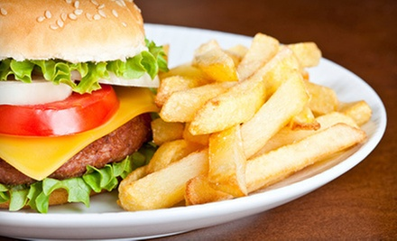 $7.50 for $15 Worth of American Food and Drinks at Bigg&#x27;s Roadhouse
