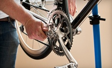 Standard, Advanced, or Gold Standard Bicycle Tune-Up at The Bike Shop (Up to 57% Off)