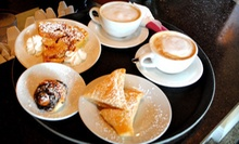 $6 for $12 Worth of French Café Cuisine and Drinks at Burns Court Café