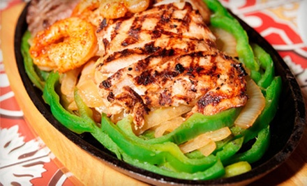 $10 for $20 Worth of Mexican Fare and Drinks at Hacienda Del Sol in Mount Juliet. 