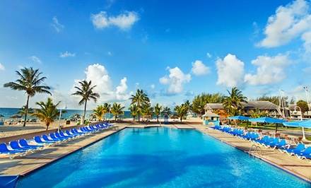 All-Inclusive Viva Wyndham Fortuna Beach Stay w/ Air. Price/person Based on Double Occupancy. Includes Taxes and Fees.