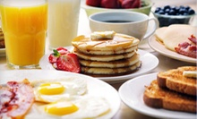 Weekend Brunch with Three Drinks Each for Two or Four at McGarrys Pub &amp; Restaurant (Up to 59% Off)