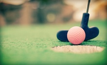 Three Rounds of Mini Golf for Two or Four at Putt-Putt Fun Center (Up to 53% Off)