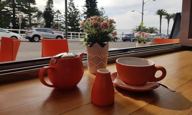Cafe La Plage Bronte