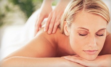 60-Minute Massage, 90-Minute Deluxe Fusion Massage, or Wellness Package at Health First Centers (Up to 62% Off)