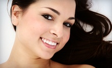 Three or Five Eyebrow, Lip, or Chin Waxes at Clix Hair and Nails (Up to 56% Off)