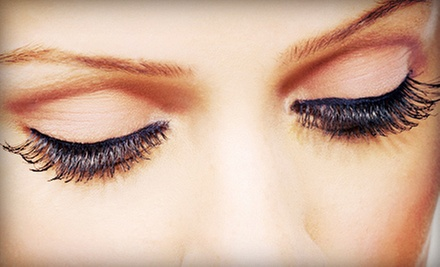 $89 for a Full Set of Eyelash Extensions at Beauty Basics by April ($200 Value)