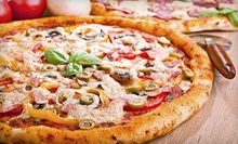 Two, Four, or Six Groupons, Each Good for $15 Worth of Pizzeria Eats at Boston Bay Pizza