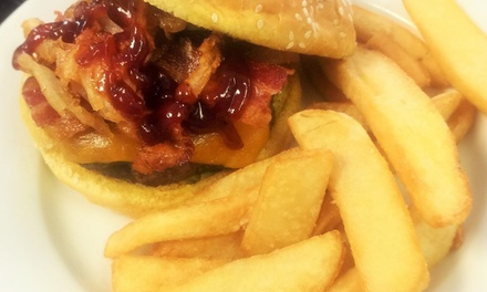 One Burger at Zane's Cafe (33% Off)