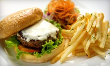 $15 for $30 Worth of Pub Food and Drinks at Crooked Pint Ale House