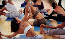 10 Hot Yoga Classes or One Month of Unlimited Hot Yoga Classes at Inner Spirit Studio (Up to 84% Off)