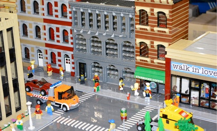 Philly Brick Fest LEGO Fan Festival at Greater Philadelphia Expo Center on September 12-14 (46% Off)