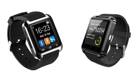 Smartwatch U8 com Bluetooth por 29,90€ ou dois por 49,90€