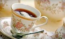 Lunch and Beverages for Two or Four at Aggie's Closet and Tea Room (Up to 52% Off)