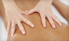 One or Three Custom Massages at Chiro-Med Health and Wellness Centers (Up to 53% Off)