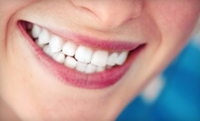 Dental Exam with Cleaning and X-rays or One or Two Zoom! Teeth-Whitening Sessions at Brush Dental Studio (Up to 81% Off)
