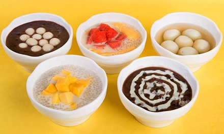 $10 for Two Desserts and Two Small Drinks at Kulu Desserts (Up to $21 Value)