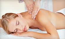 Massage Package at A Massage Palace (Up to 52% Off). Two Options Available.
