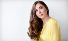 Haircut, Blow-Dry, and Style with Color Options from Tiffany Taylor at Wyndemyres Too Salon and Spa (Up to 53% Off)