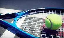 Two Private or Semiprivate Tennis Lessons or a Six-Week Group Tennis Program at TAG (Up to 62% Off)