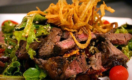 Steakhouse Cuisine at Spike 'n' Rail Steakhouse (Half Off). Three Options Available.