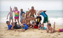 Children's Summer Camp or Family Adventure Tour at Martha's Vineyard Adventure Camp (Half Off). Nine Options Available.