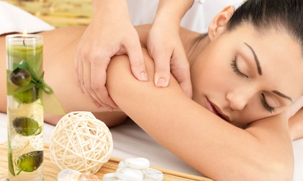 Relaxation Massage with Optional Reflexology at The Relaxation Place (Up to 55% Off)