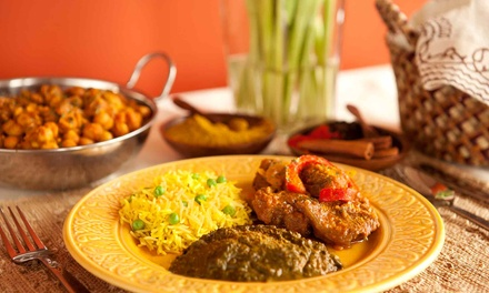 Indian Cuisine at India House (Up to 50% Off)