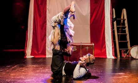 Companhia da Esquina — Teatro a Luz: bilhete individual para a peça Antes de Começar por 3,75€
