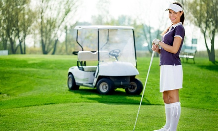 18-Hole Round of Golf with Cart Rental for Two or Four at Glencoe Country Club (Up to 53% Off)