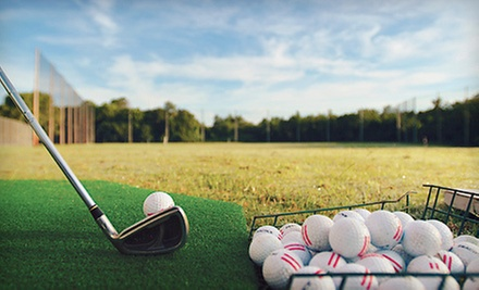 One or Four Couples Golf Lessons with Range Balls at The Effortless Golf Center (Up to 57% Off)