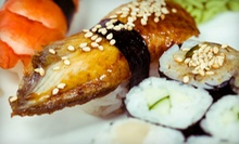 $15 for $30 Worth of Sushi and Japanese Dinner Cuisine for Two or More at Yakitori Sake House