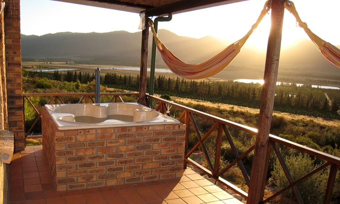 Wolfkop Nature Reserve - Citrusdal: Cederberg: Three Nights Weekday Self-Catering Stay for up to Four People at Wolfkop Nature Reserve Cottages