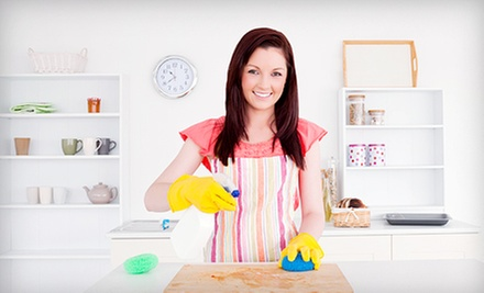Two-, Four-, or Six-Hour Housecleaning Session from Maid Simple House Cleaning (Up to 67% Off)