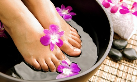 $35 for One 60-Minute Foot-Reflexology Treatment at New Feet Spa ($70 Value)