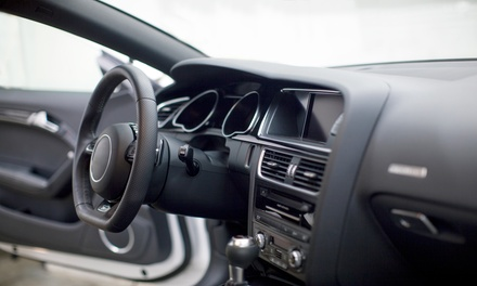 Detailing Package for a Sedan or SUV or Complete Headlight Restoration at Frank Leta Acura (Up to 70% Off)
