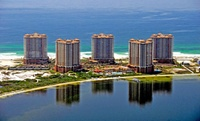 Waterfront Resort on Gulf Coast