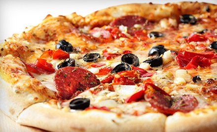 $10 for $20 Worth of Grits and Specialty Pizzas at Truelove's Pizza & Grits